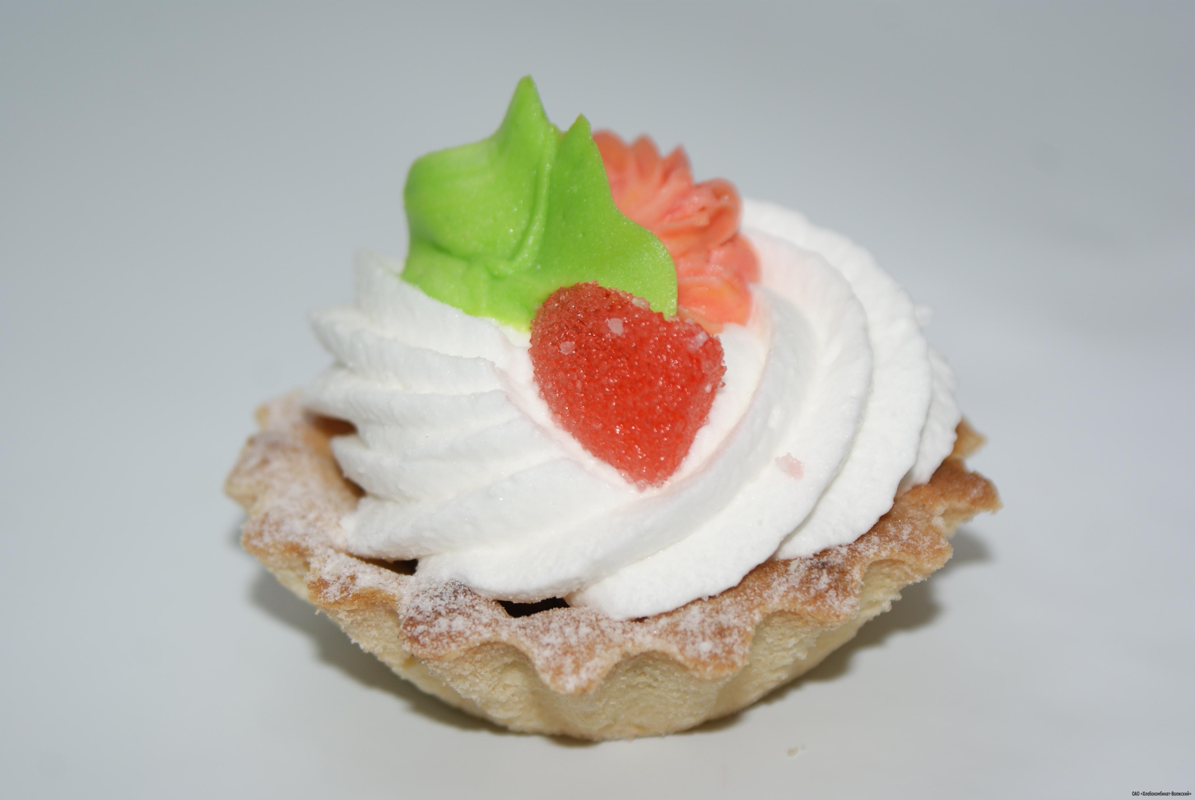 Пирожное «корзиночка» - Кулинарик 56