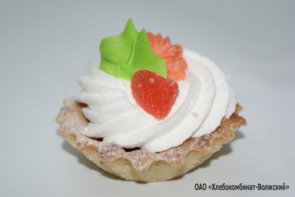 белковые пирожные рецепт с фото